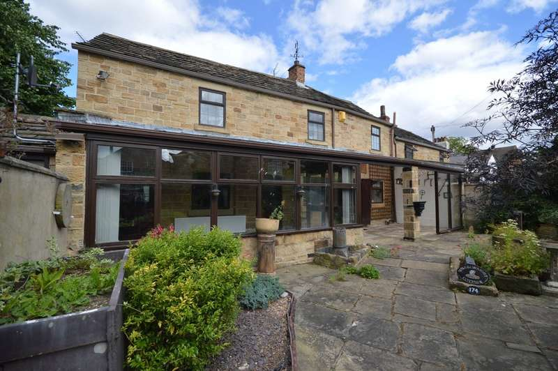 3 Bedrooms Cottage House for sale in Wheelright Cottage, Shay Lane, Walton