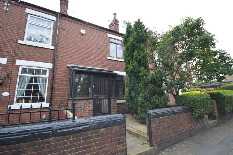 2 Bedrooms Terraced House for sale in Oxford Street, Wakefield