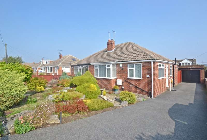 2 Bedrooms Semi Detached Bungalow for sale in Greenfield Avenue, Ossett