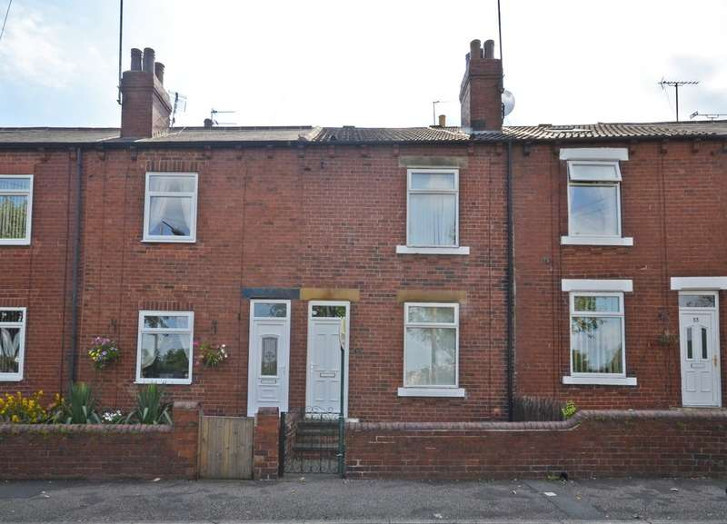 2 Bedrooms Terraced House for sale in Norwood Street, Normanton