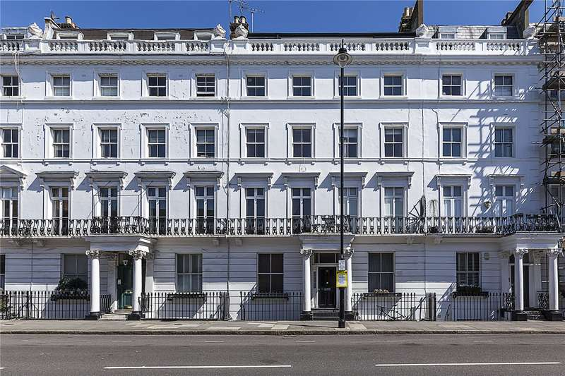 2 Bedrooms Flat for sale in Oakley Street, London, SW3
