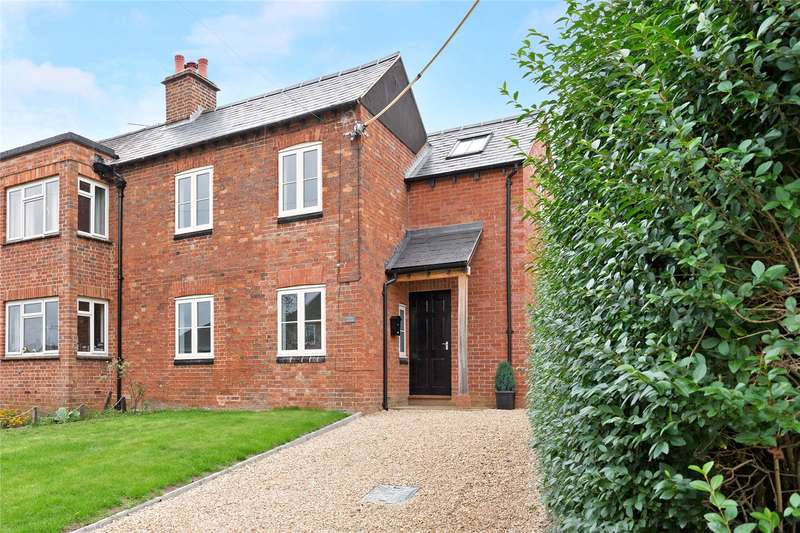 3 Bedrooms Semi Detached House for sale in Tiddington, Thame, OX9