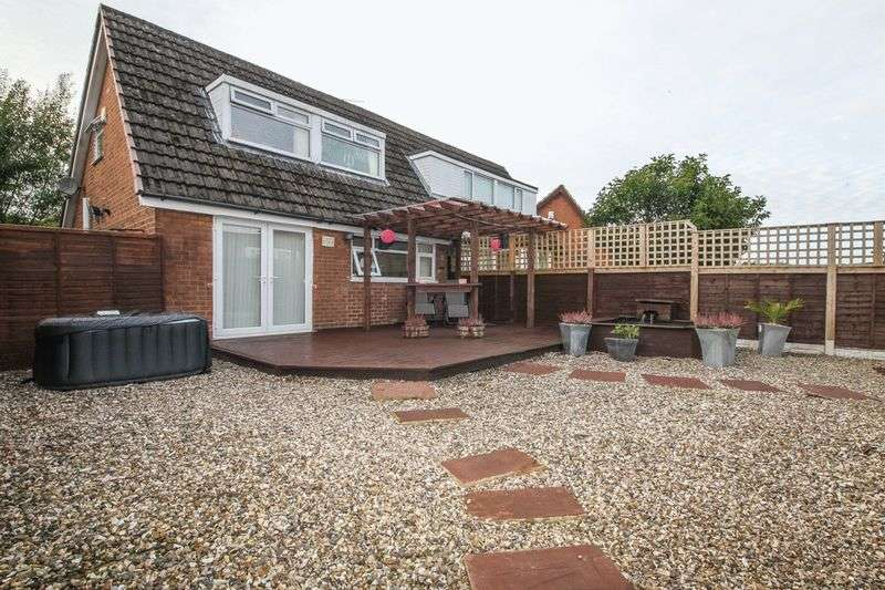 2 Bedrooms Semi Detached House for sale in Garside Grove, Marus Bridge, WN3 6ST