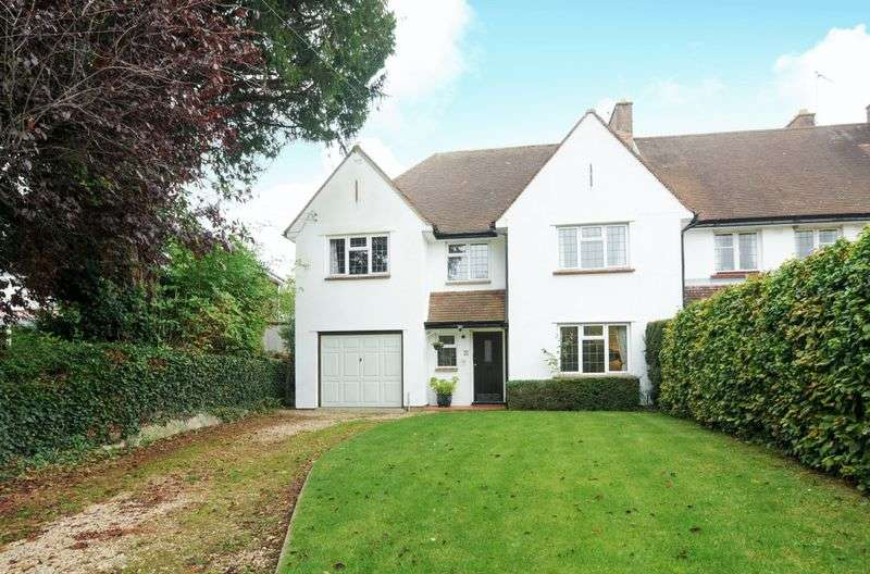 4 Bedrooms Semi Detached House for sale in Sunningwell, Abingdon
