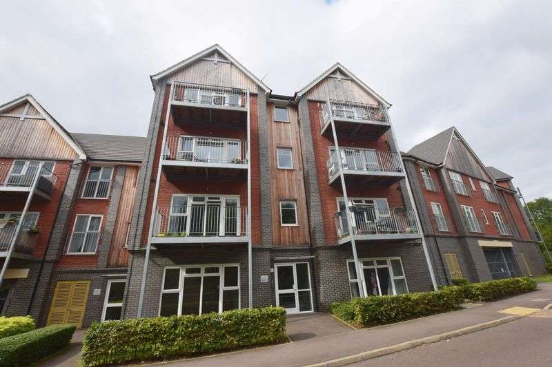 2 Bedrooms Flat for sale in Cormorant House, Millward Drive, Milton Keynes