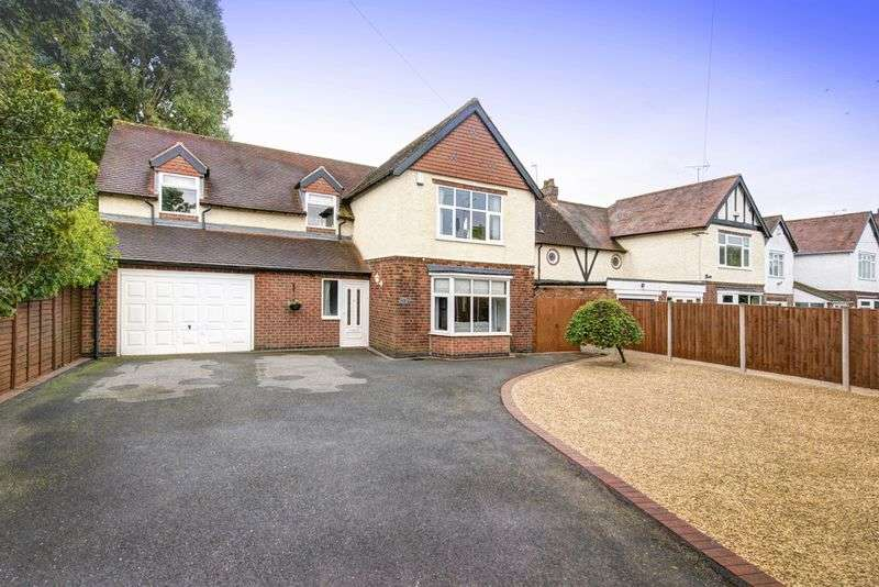 4 Bedrooms Detached House for sale in BURTON ROAD, FINDERN