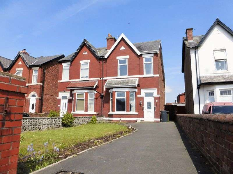 3 Bedrooms Semi Detached House for sale in Marshside Road, Marshside, Southport