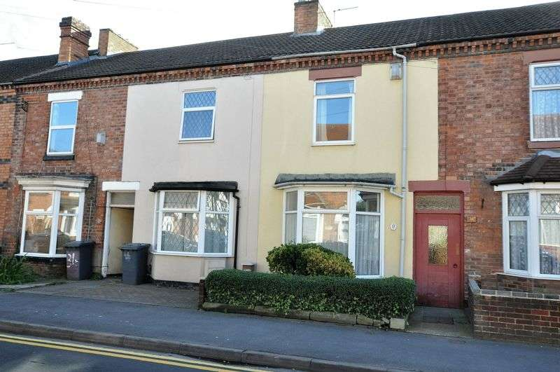 2 Bedrooms Terraced House for sale in Shbonall Street, Burton on Trent