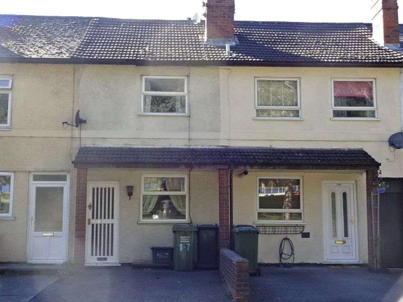 2 Bedrooms Terraced House for sale in Sutton Road, Kidderminster DY11 6QR