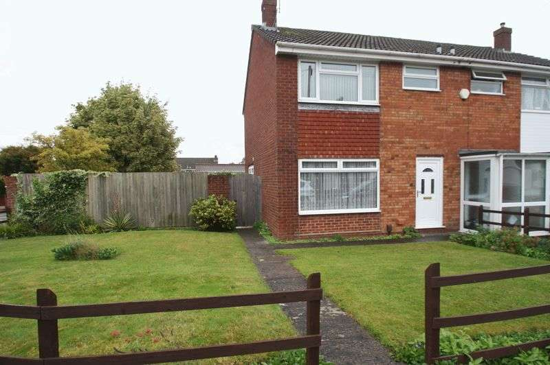 3 Bedrooms Semi Detached House for sale in Swane Road, Stockwood, Bristol, BS14