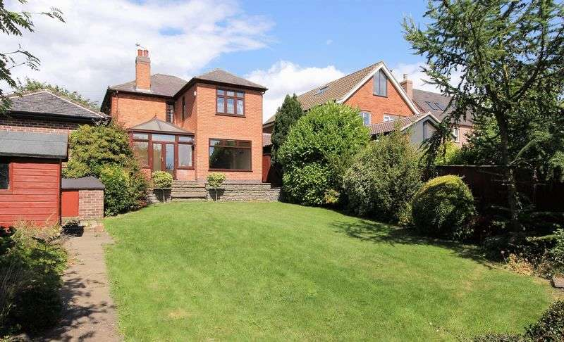 4 Bedrooms Detached House for sale in Clements Gate, Diseworth, Derbyshire DE74 2QE
