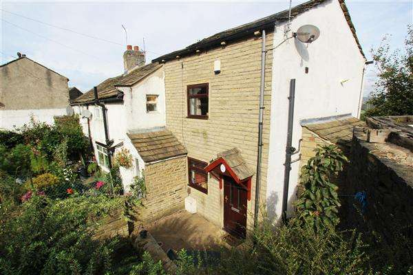 1 Bedroom End Of Terrace House for sale in Dewsbury Road, Upper Edge, Elland