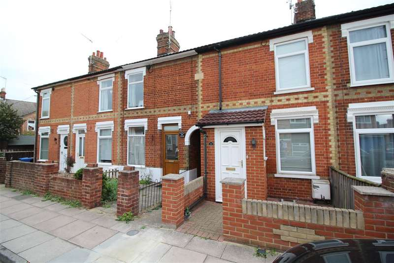 2 Bedrooms House for sale in Wallace Rd, Ipswich