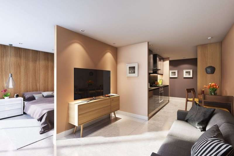 1 Bedroom Apartment Flat for sale in North Point, Liverpool.