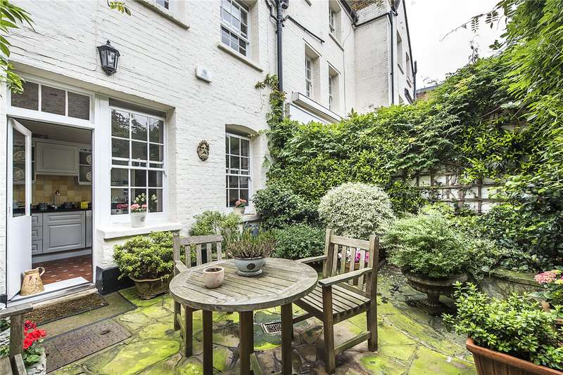 3 Bedrooms Terraced House for sale in The Porticos, Kings Road, London, SW3