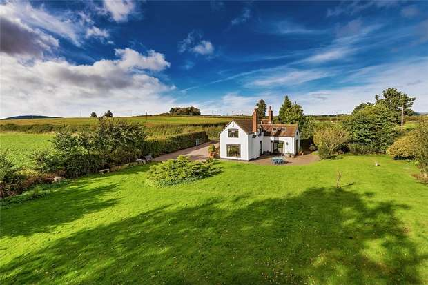 4 Bedrooms Cottage House for sale in Brockton Road, Grindle, Shifnal, Shropshire