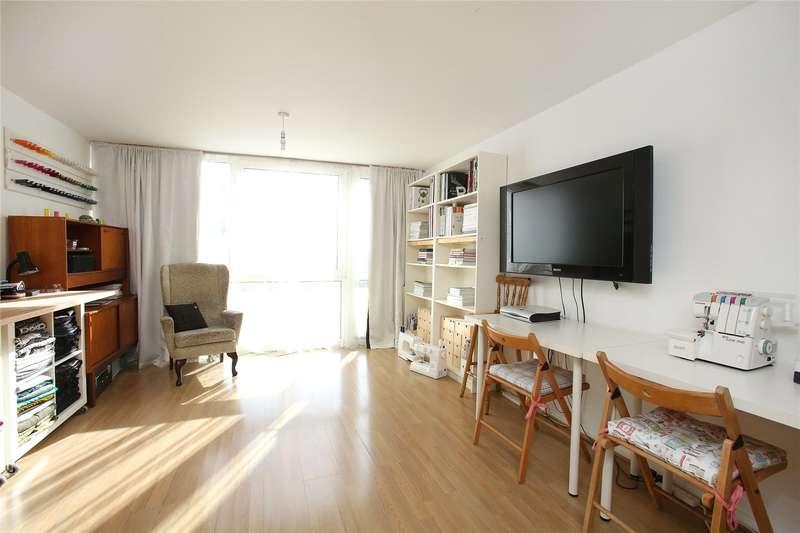2 Bedrooms Maisonette Flat for sale in Sylvan Road, London