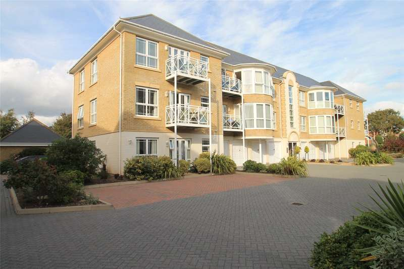 2 Bedrooms Apartment Flat for sale in Pacific House, Harsfold Close, Rustington, BN16