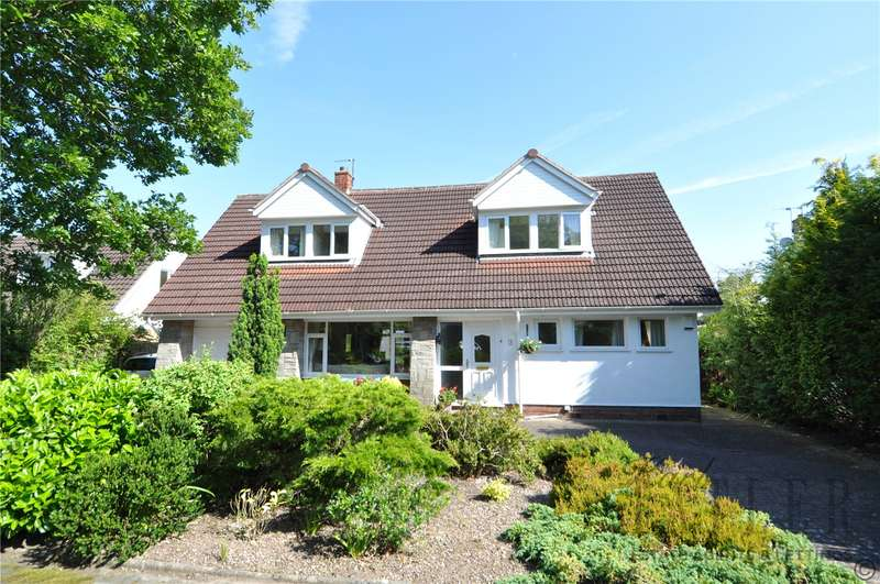 3 Bedrooms Detached House for sale in Lynton Close, Gayton, Wirral