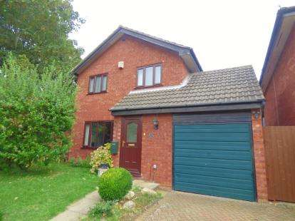4 Bedrooms Detached House for sale in The Avenue, Cliftonville, Northampton, Northamptonshire