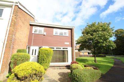 3 Bedrooms End Of Terrace House for sale in Tiree, East Kilbride, Glasgow, South Lanarkshire