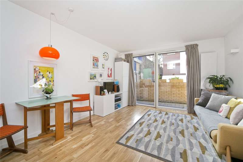 1 Bedroom Flat for sale in Marcon Place, Hackney, E8