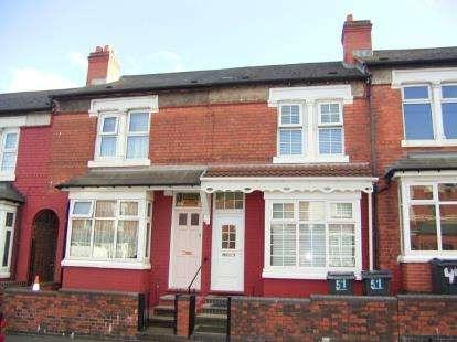 3 Bedrooms Terraced House for sale in Alderson Road, Alum Rock, Birmingham, West Midlands