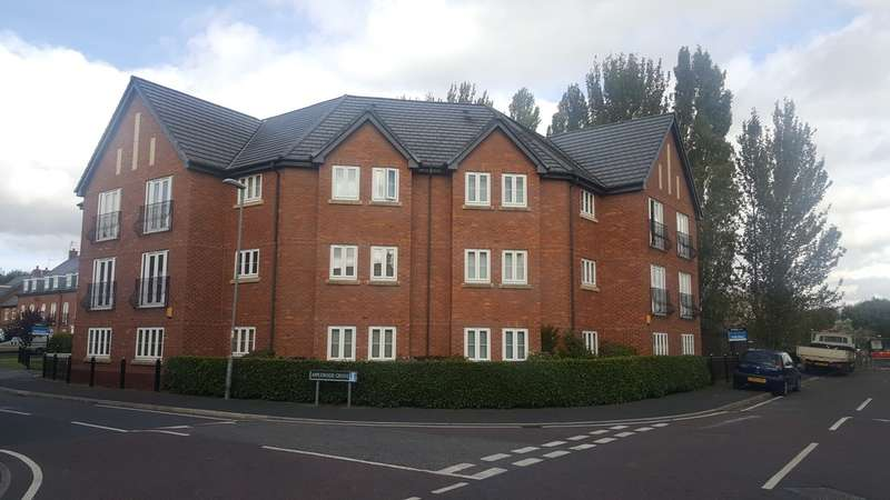2 Bedrooms Ground Flat for sale in Applewood Court, Halewood, Liverpool, L26