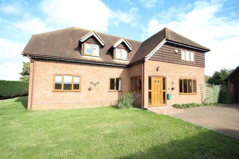 5 Bedrooms Detached House for sale in Springhill Road, Grendon Underwood