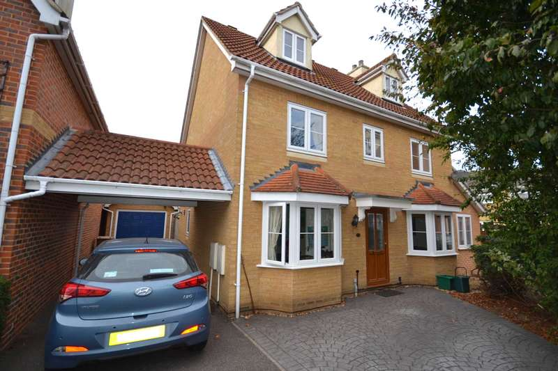6 Bedrooms Link Detached House for sale in Isaac Square, Great Baddow, Chelmsford