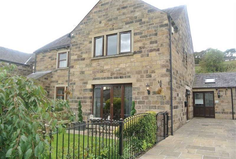 3 Bedrooms Property for sale in Corbett Way, Denshaw, SADDLEWORTH, OL3