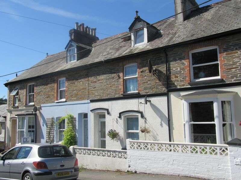 3 Bedrooms Terraced House for sale in Roydon Road, Launceston