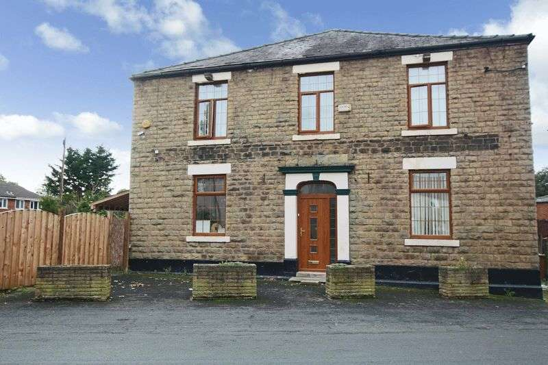 7 Bedrooms Property for sale in Belfield Road, Rochdale OL16 2XT