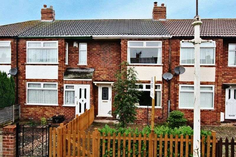 2 Bedrooms Terraced House for sale in Chester Road, Hull