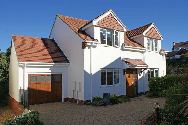 3 Bedrooms Detached House for sale in Westfield Road, BUDLEIGH SALTERTON