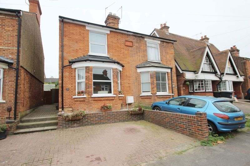2 Bedrooms Semi Detached House for sale in Hectorage Road, Tonbridge