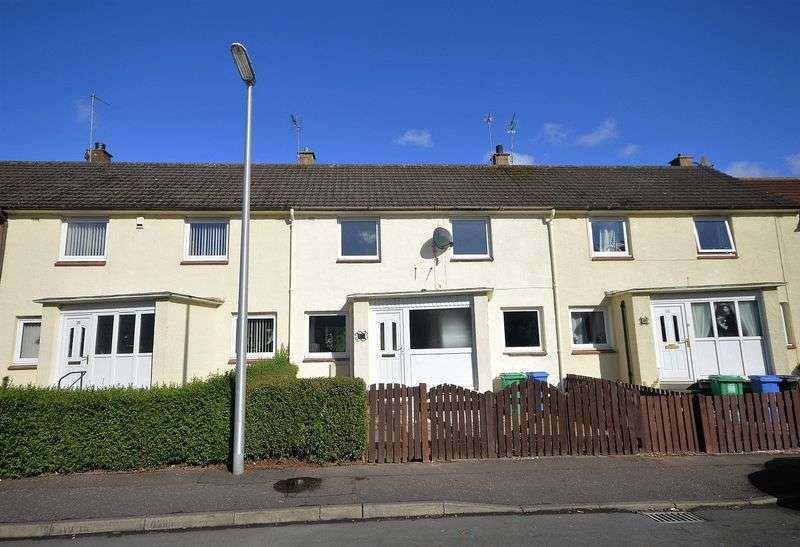 3 Bedrooms Terraced House for sale in Buchanan Road, Warout, Glenrothes
