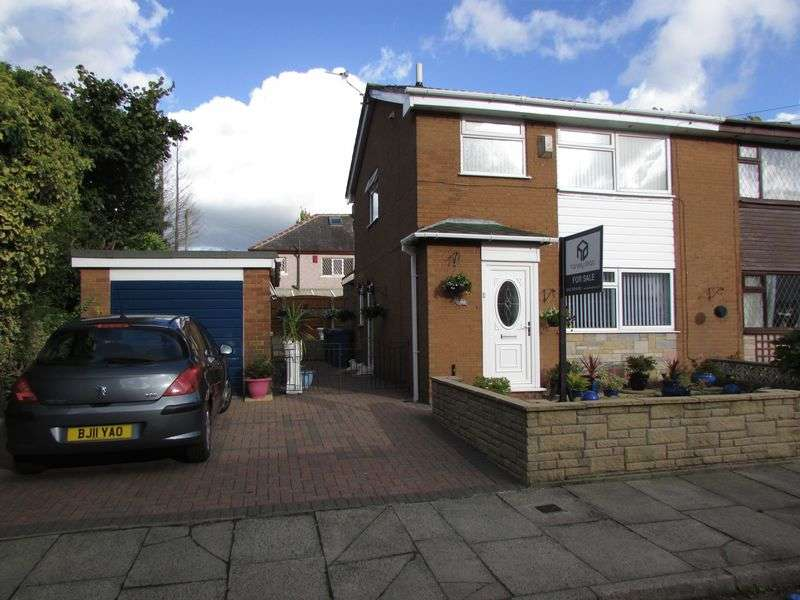 3 Bedrooms Semi Detached House for sale in Cranbrook Street, Radcliffe - Extended Family Home