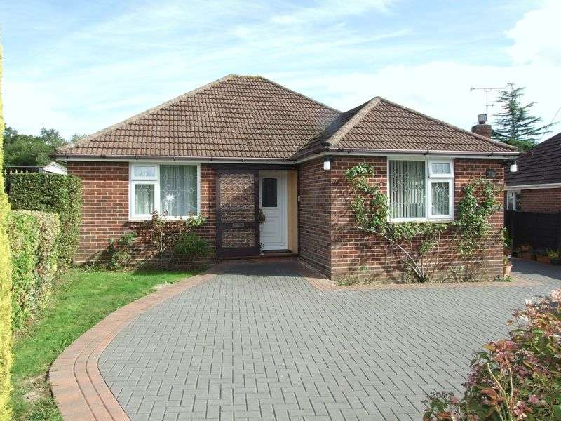 3 Bedrooms Detached Bungalow for sale in Bridge Close, Southampton