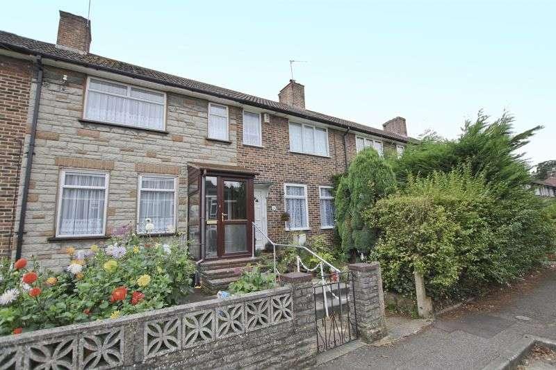 2 Bedrooms Terraced House for sale in Hassop Walk, Mottingham SE9