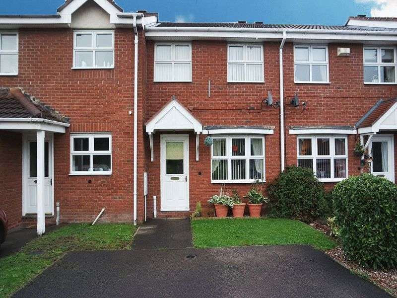 2 Bedrooms House for sale in Kendrick Street, Longton, Stoke-On-Trent, ST3 1HN