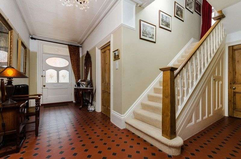 6 Bedrooms Detached House for sale in Lindsey House, Alverston Avenue, Woodhall Spa