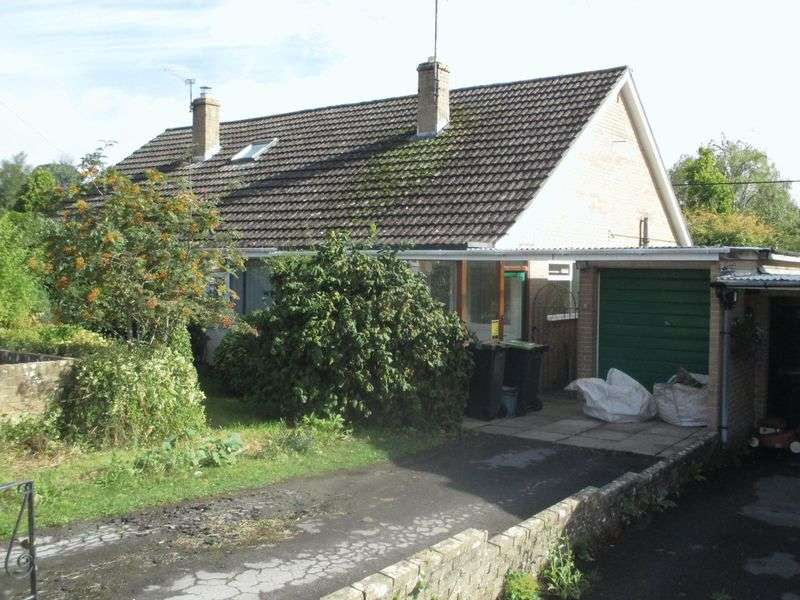 2 Bedrooms Semi Detached Bungalow for sale in South View, Sherborne