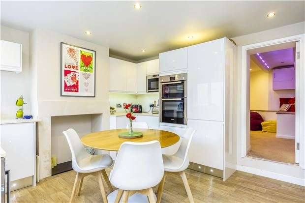 3 Bedrooms Terraced House for sale in Melrose Terrace, BATH, Somerset, BA1