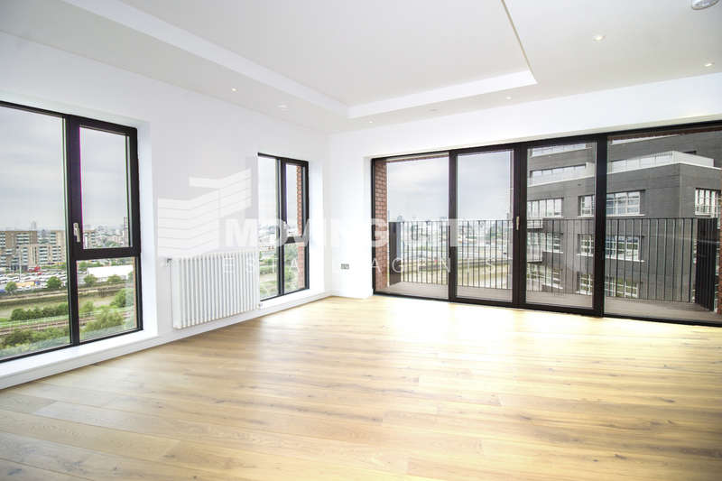 2 Bedrooms Flat for sale in Java Building, 15 Botanic Square, Docklands