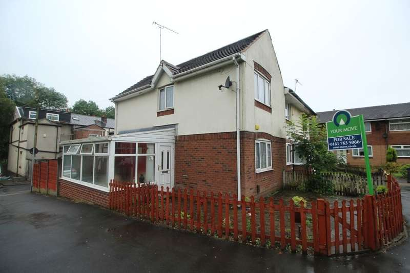 2 Bedrooms Property for sale in Wash Lane, Bury, BL9