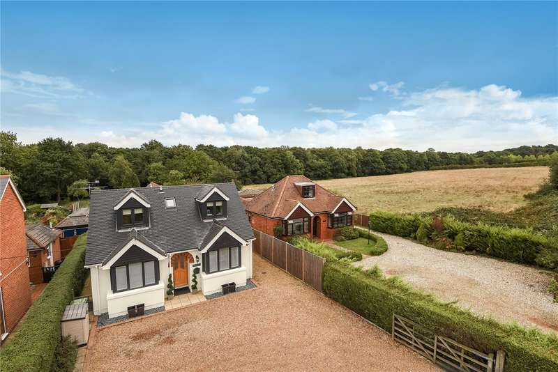 5 Bedrooms Detached House for sale in Forest Road, Wokingham, Berkshire, RG40