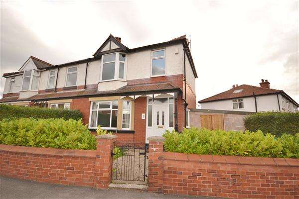 3 Bedrooms Semi Detached House for sale in Letchworth Drive, Chorley, Chorley