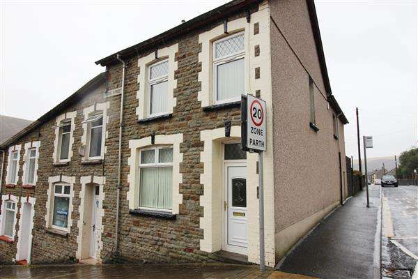 4 Bedrooms End Of Terrace House for sale in Brook St, Maerdy
