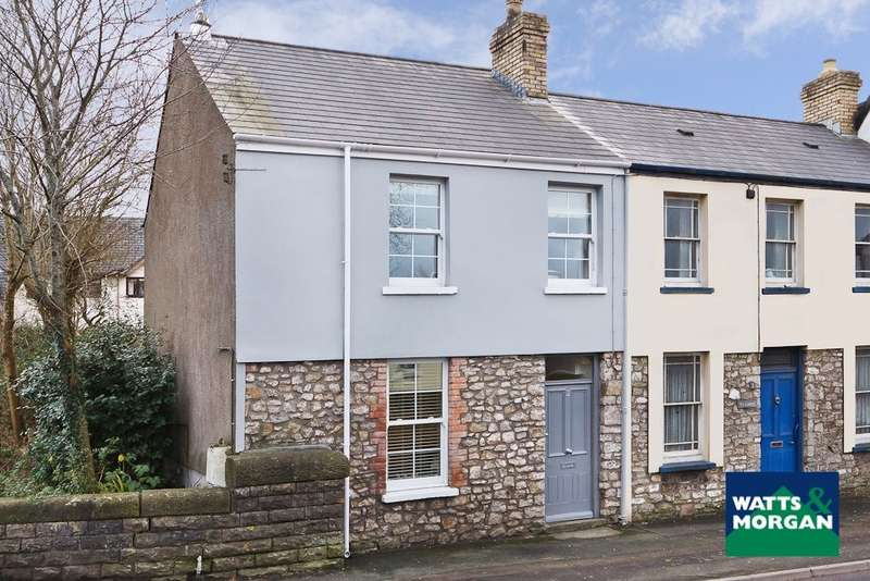 3 Bedrooms End Of Terrace House for sale in Cardiff Road, Cowbridge, Vale of Glamorgan, CF71 7EP